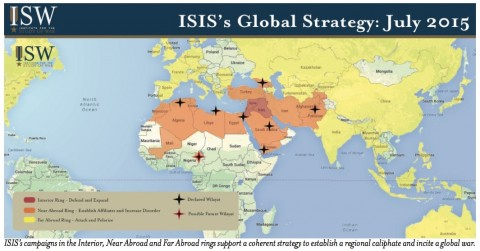 The Islamic State in the Levant and the Conflicts in Syria and Iraq: a Factual Guide – Part 3