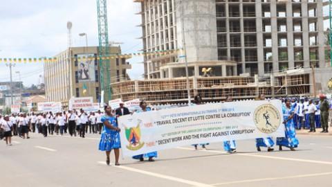 La corruption et le secteur public camerounais