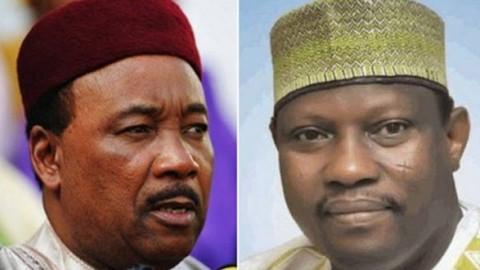 Présidentielle Niger : Mahamadou Issoufou et Hama Amadou au second tour