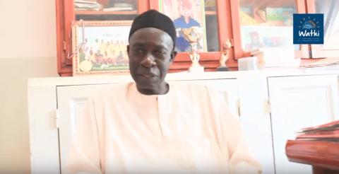 M. Doudou Nam, surveillant général au groupe scolaire ASSELAR (Dakar) fait l'état des lieux de l'enseignement secondaire au Sénégal