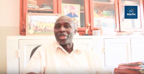 Entretien avec M. Mamadou Diouf, directeur des études du groupe scolaire ASSELAR