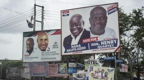Ghana : une élection pour confirmer la bonne réputation démocratique ou l'entacher ?