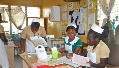 La situation en matière de santé au Ghana