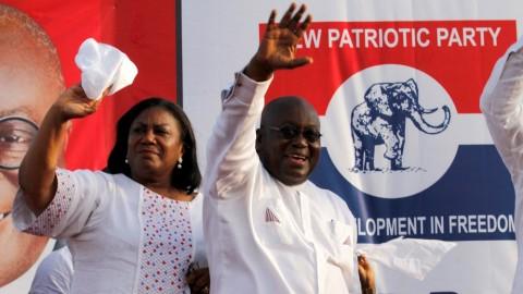 Nana Akufo-Addo et le Ghana sortent vainqueurs de l'élection présidentielle