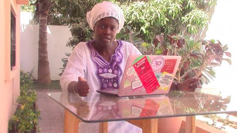 « Aucune femme ne prend la décision d'avorter en dansant et en chantant. C'est une des choses les plus traumatisantes» Diakhoumba Gassama