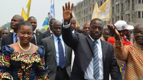 With His Family's Fortune at Stake President Kabila Digs In, Bloomberg L.P